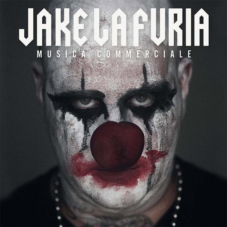Cover Musica Commerciale Jake La Furia