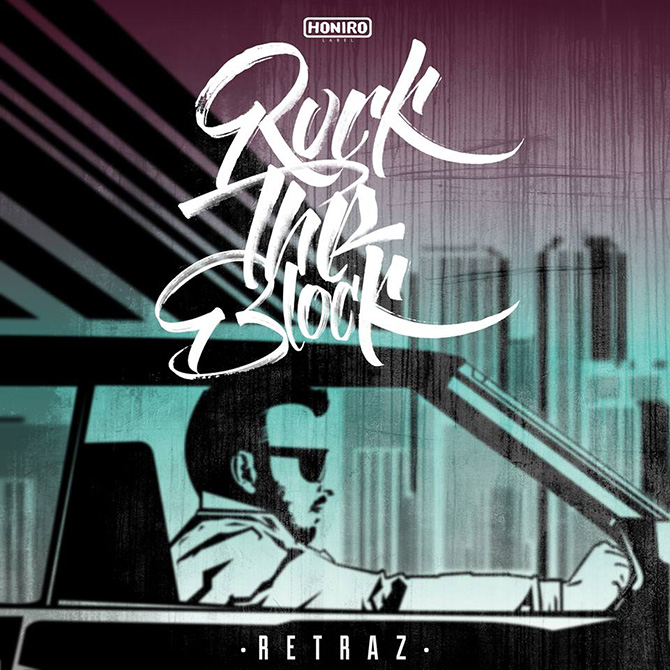 Cover Retraz Rock The Block Freedownload