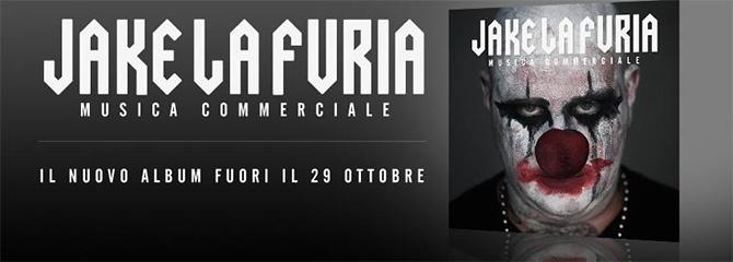 Jack La Furia Musica Commerciale Fuori il 29 Ottobre