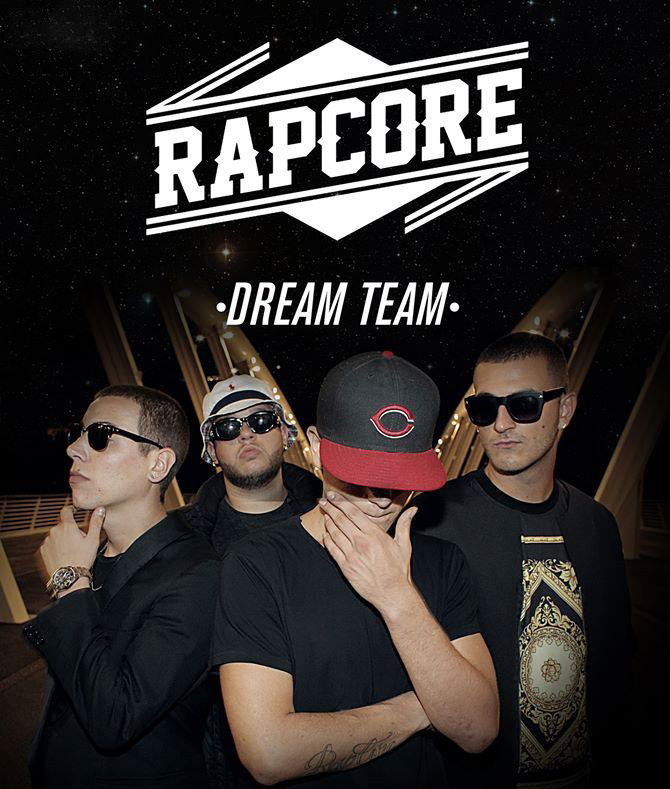 Album Rapcore Dream Team