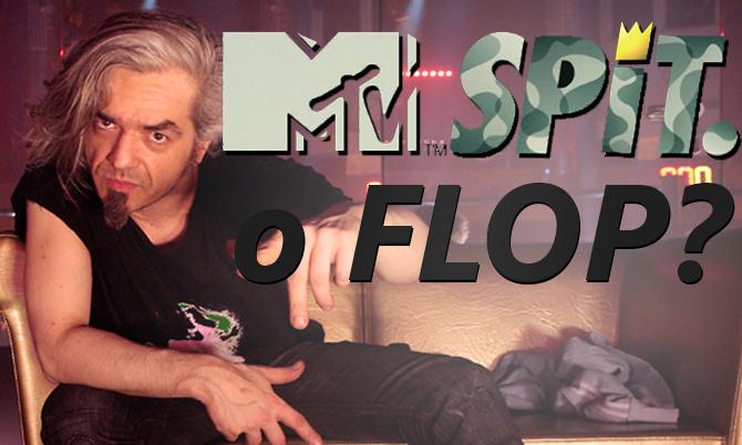 Mtv SPit 2013, Flop con Morgan