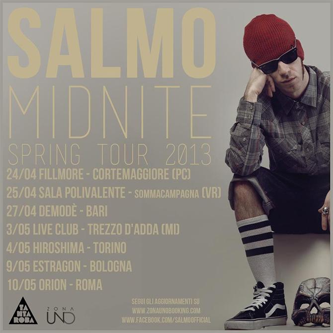 Salmo Tour 2013 Midnite
