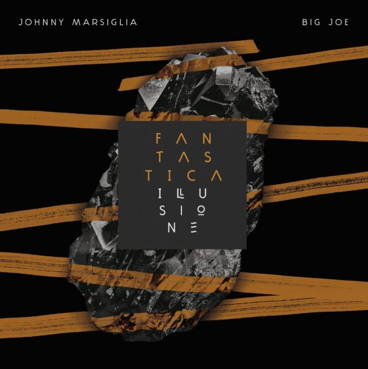 Cover Fantastica Illusione di Johnny Marsiglia e Big Joe