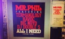 """Mr. Phil varca il confine con """"All I Need"""" e un album Internazionale"""