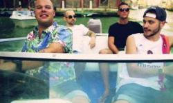 Big Mike feat. Attila nel video di Voglio Stare Qua prod. Mighty Cez