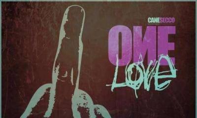 Fuori One Love l' album di CaneSecco senza supporto delle Label