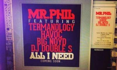 "Mr. Phil varca il confine con ""All I Need"" e un album Internazionale"