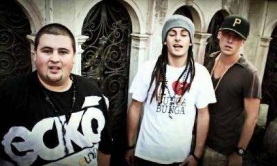 Il Trio Flagello nel video del Il Vangelo del Trio