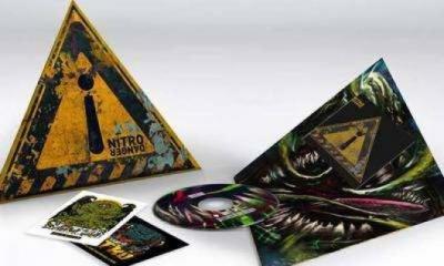 L' album Danger di Nitro sarà disponibile anche in versione Deluxe