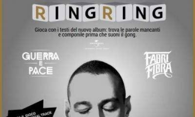 Ring Ring, La Prima App Game di Fabri Fibra