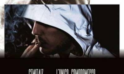 Ecco la Cover de L' Unico Compromesso di Gemitaiz