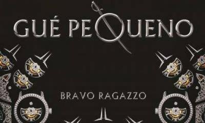 Vinci l' Album Bravo Ragazzo di Guè Pequeno
