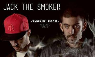 Jack The Smoker svela la Cover e la Tracklist di Smokin' Room Vol.1