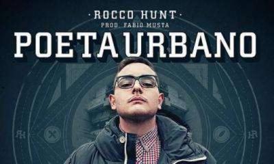 Ecco la Tracklist di Poeta Urbano di Rocco Hunt