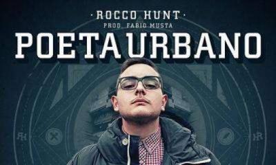 Fuori ora Poeta Urbano, l' album di Rocco Hunt