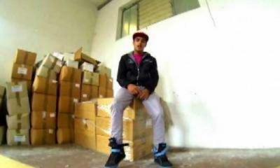 Nolli Rap da Modena con Tipo Nolli Rap street video