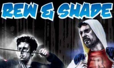 Rew & Shade in Supereroe Offresi EP