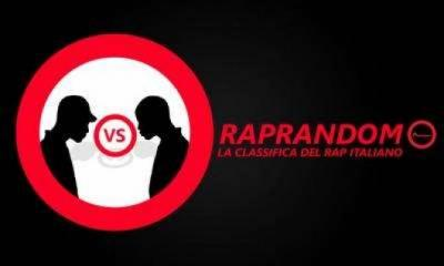 RAPRANDOM, La Classifica del Rap Italiano esclusiva Rapitalia.it