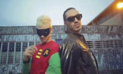 Achille L e Marracash nel video di Real Royal Street Rap per anticipare Immortale