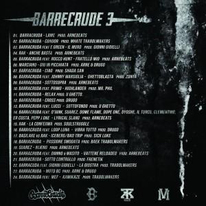 Retro Barrecrude Mixtape Vol.3 - Barracruda