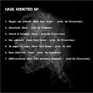 Retro Haze Addicted - Haze