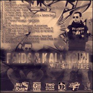 Retro Primero Mixtape - Faida & Kallagun