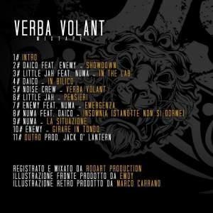 Retro Verba Volant Mixtape - Noise Crew (Daico, Numa, Enemy, Little Jah, Jack O' Lantern, Marco Carrano)