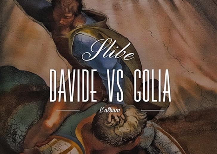 Fuori l' album di Slibe Davide Vs Golia, puro Hip Hop 100%
